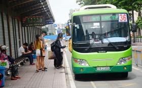 巴士乘客因疫情銳減。(圖源:田升)