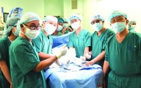 醫學奇跡 連體嬰分離手術成功