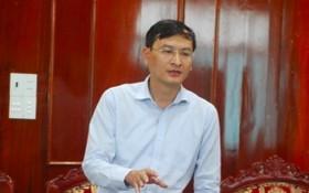 VEC 總公司副總經理黎光豪。(圖源:蓮瓊)