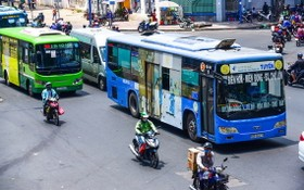 未來期間,本市將進行巴士招標以取代訂貨機制。