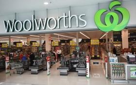 圖為澳洲悉尼Woolworths超市門面。(圖源:互聯網)