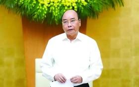 政府總理阮春福。(圖源:VGP)