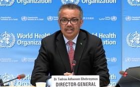 世界衛生組織總幹事譚德塞。(圖源:Getty Images)