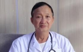 阮成名博士、醫生。