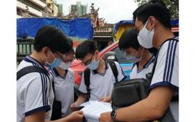 高中畢業考試嚴格執行防疫規定