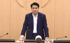 河內市人委會主席阮德鐘。(圖源:PC)