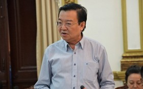 市教育與培訓廳長黎鴻山與兩名副廳長被嚴厲批評。(圖源:仕東)