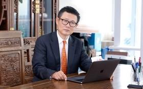 千禧龍傳媒董事長兼CEO郭志峰先生。