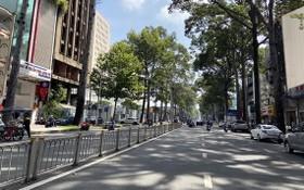 第一郡陳興道街一隅。(圖源:孟玲)