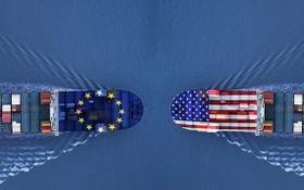 美歐達成有限關稅削減協議。(示意圖源:互聯網)