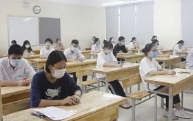 第二期高中畢業試下月2至4日舉辦。(示意圖源:秋莊)