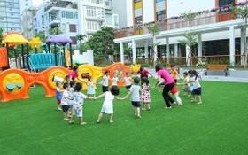 本市各所幼兒園9月5日開學。(示意圖源:互聯網)