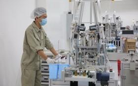 Ecom Net公司的自動化生產車間。(圖源:何莊)