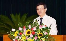 新任宣光省人委會主席阮文山。(圖源:宣光報)