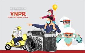 """""""堅強越南""""攝影比賽宣傳海報。(圖源:VNPR)"""