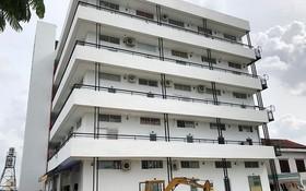 """圖為位於平新郡濱類街33號巷的一座違規""""小型公寓""""。(圖源:L.Phong)"""
