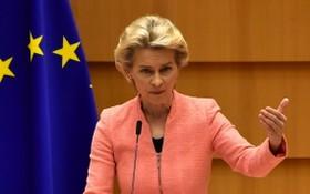 歐盟委員會主席馮德萊恩。(圖源:互聯網)
