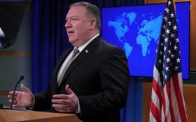 美國國務卿蓬佩奧警告聯合國成員國務必實施執行制裁。(圖源:路透社)