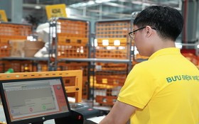 Vietnam Post總公司對客戶管理活動、開發運輸自動化環節應用資訊技術。