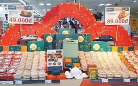 今年月餅市場見證各家有品牌的大企業競爭。