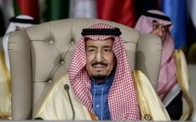 沙特國王薩勒曼。(圖源:AP)