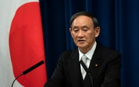 日本新任首相菅義偉。(圖源:AFP)