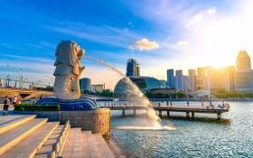 新加坡蟬聯全球智慧城市榜首。(圖源:互聯網)