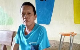 呂志安正等錢入院治病。