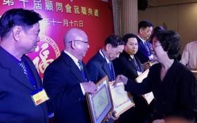 畢廣潤——為華社熱忱奉獻逾半生