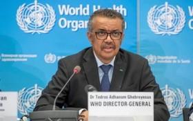 世界衛生組織總幹事譚德塞。(圖源:互聯網)