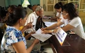 延長退休年齡是為了應付人口老齡化情況。