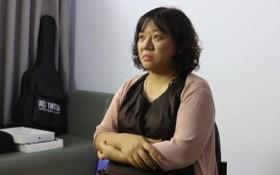 被拘捕的嫌犯范氏端莊。(圖源:青海)
