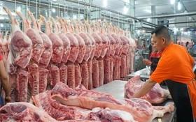 預計今年第四季度,豬群將增14%,能滿足今年底的消費需求。(圖源:A.T)