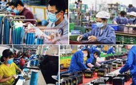 預報越南經濟明年會突飛猛進。(示意圖源:互聯網)