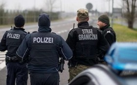 德國警察。(示意圖源:互聯網)