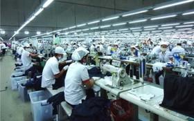 紡織服裝和皮革鞋業是台灣企業在南方區域集中投資的各個領域。