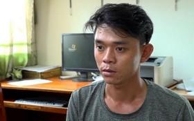 被拘捕的嫌犯陳文厚。(圖源:人民公安報)