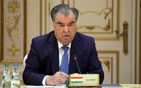 埃莫馬利‧拉赫蒙閣下蟬聯塔吉克共和國總統。(圖源:互聯網)