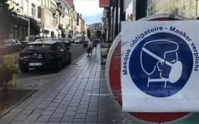 疫情擴散,比利時宣佈實施宵禁及餐廳關閉一個月。(圖源:互聯網)