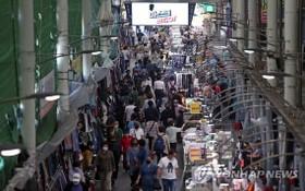 大邱市西門市場。(圖源:韓聯社)