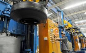 Casumia公司的輪胎生產線。