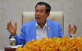 柬埔寨首相洪森。(圖源:AFP)