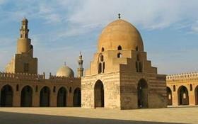 首都開羅城內的一個景點。