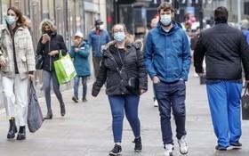 倫敦街頭一瞥。(圖源:互聯網)