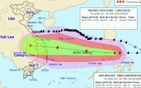 圖為9號颱風的移動方向。(圖源:國家水文氣象預報中心)