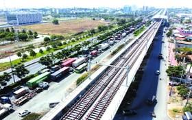 濱城-仙泉地鐵1號線項目是形成本市東面面貌的一塊大拼圖。