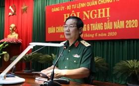 黎輝詠上將出任國防部副部長。(圖源:王陳)