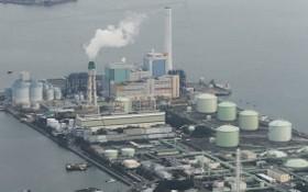日本的煤炭火力發電站和天然氣火力發電站。(圖源:Nikkei)