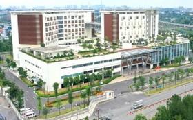 已獲投入運作的市腫瘤醫院第二分院。