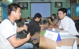 有關單位向勞動者提供諮詢。